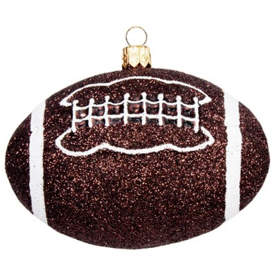 Christbaumschmuck Football