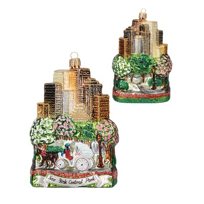 Christbaumschmuck New Yorker Central Park